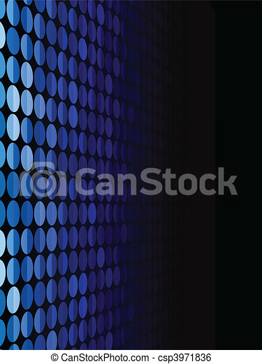 Background Dots Seamless Perspective 2 - csp3971836