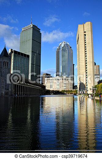Prudential Center, Boston - csp39719674
