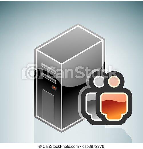 Network Standard User Account/Privi - csp3972778
