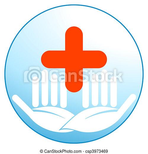 gentle medical science - csp3973469
