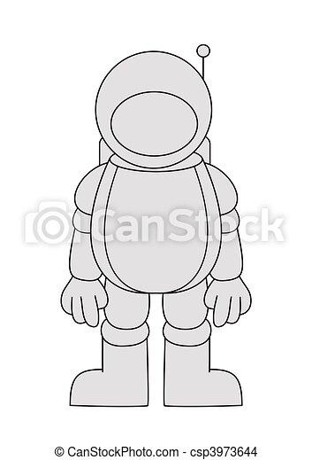 Astronaut - csp3973644