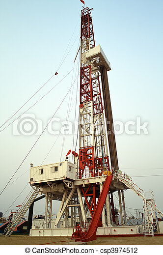 Land drilling rig  - csp3974512