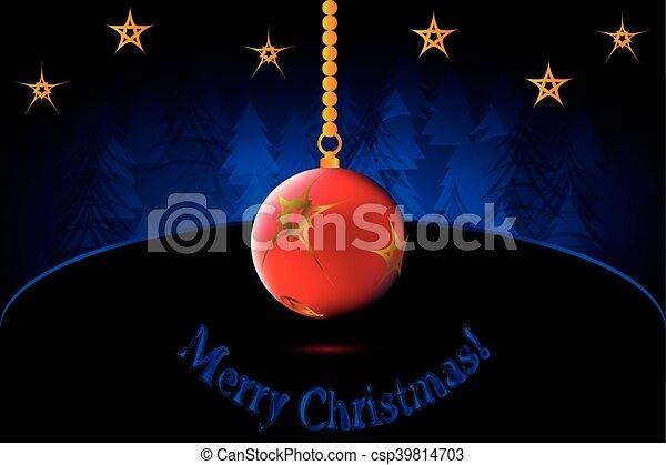 Merry Christmas! - csp39814703