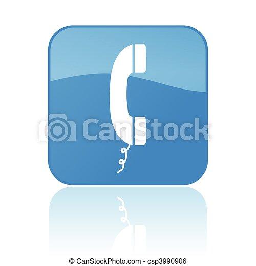 Phone Button - csp3990906