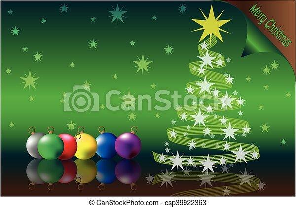 Merry Christmas! - csp39922363