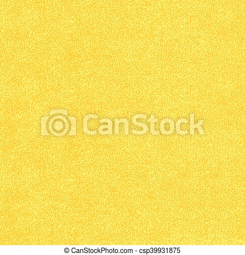 Yellow texture with effect paint - csp39931875