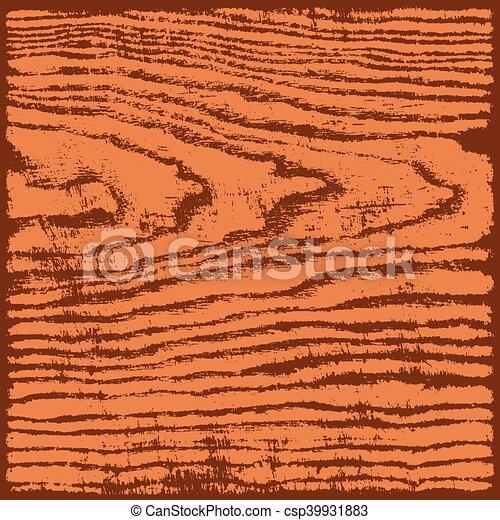 Beige brown wood texture background - csp39931883