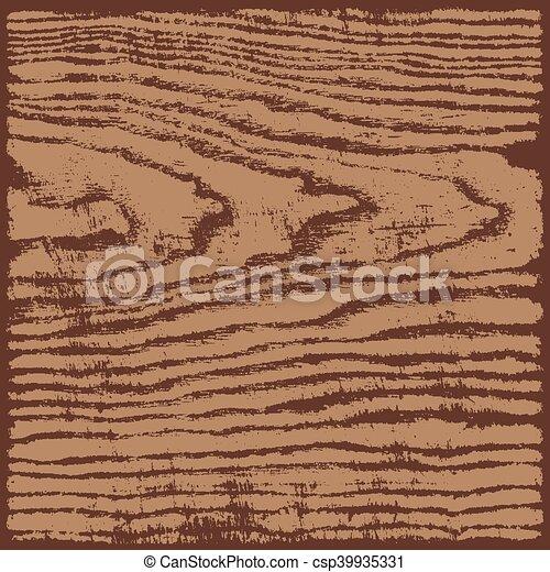 Beige brown wood texture background - csp39935331
