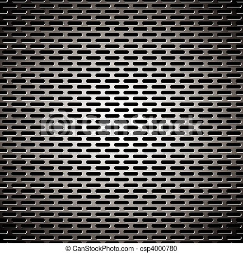 slot grill metal background - csp4000780