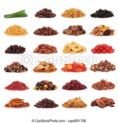 Dried Fruit Collection - csp4001768