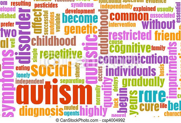 Autism - csp4004992