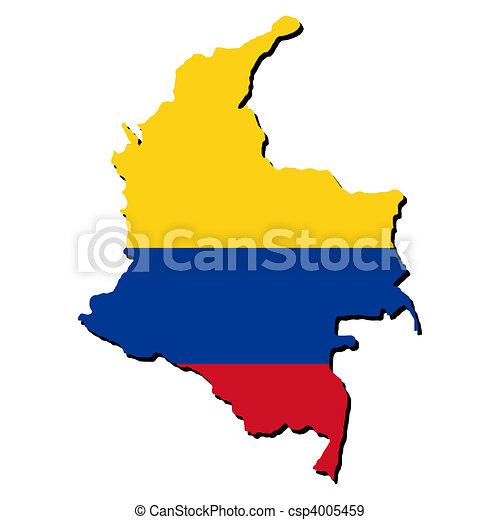 Dibujos de colombia - Imagui