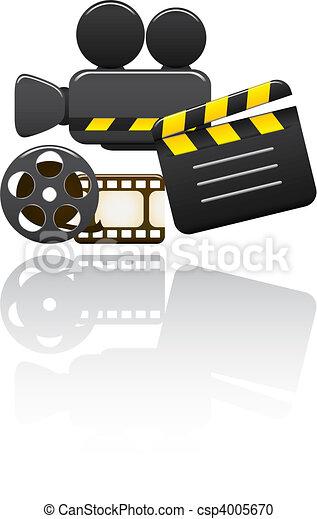 Vector Video Set - csp4005670
