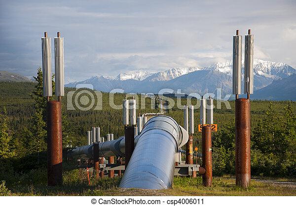 Pipeline into Horizon - csp4006011