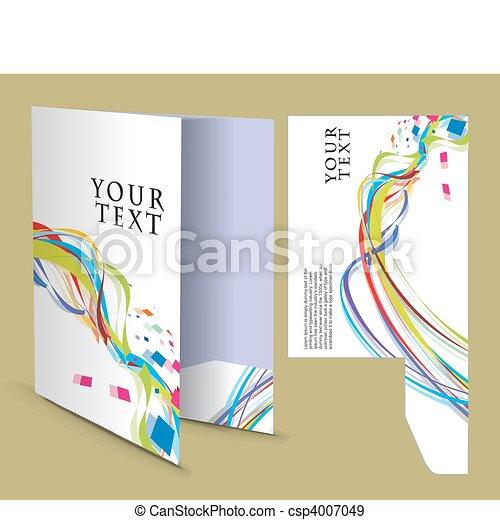 corporate folder - csp4007049