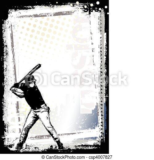 baseball 2 - csp4007827