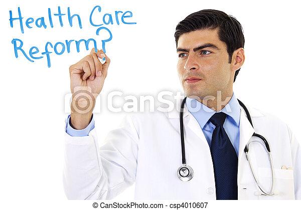 Health Care Reform - csp4010607