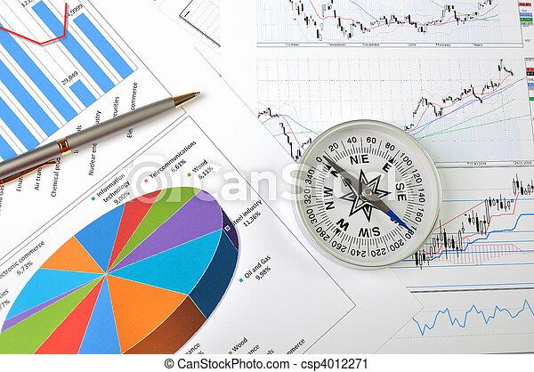 charts., 圖 - csp4012271