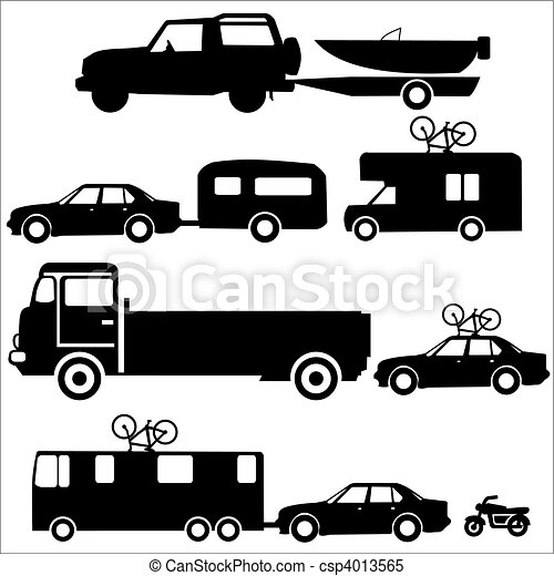 Holiday transportation - csp4013565