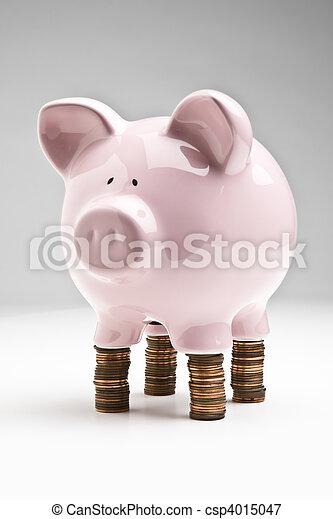Balancing your budget - csp4015047