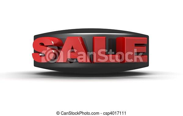 Sale concept icon  - csp4017111