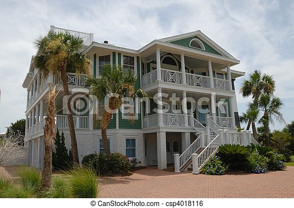 Beach Home Rentals