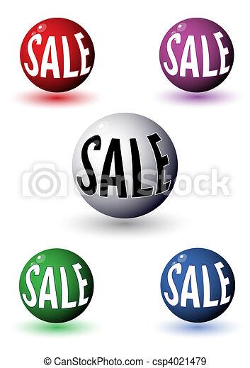 Promotional sale balls - csp4021479