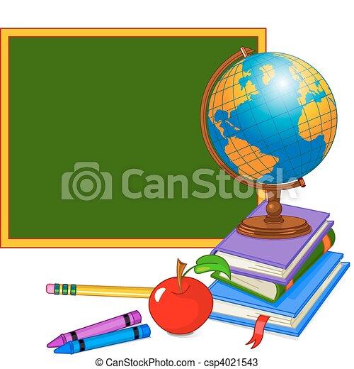 Back to School Design - csp4021543