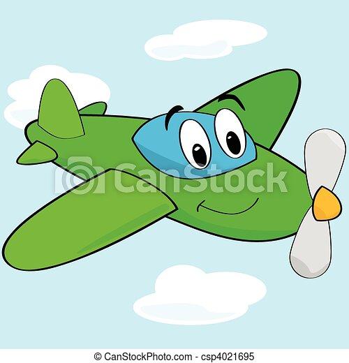 Cartoon airplane Stock Photos and Images. 8,567 Cartoon airplane ...