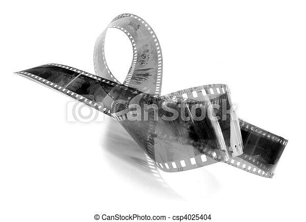 Film rolling - csp4025404