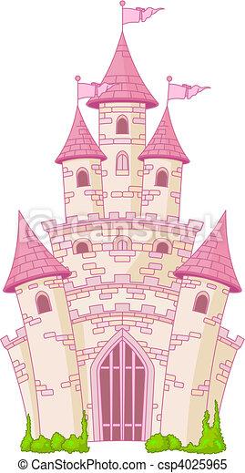 Magic Castle - csp4025965