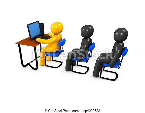 User queue - csp4029833