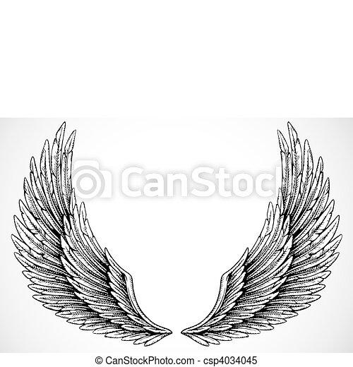 Vector Wings - csp4034045
