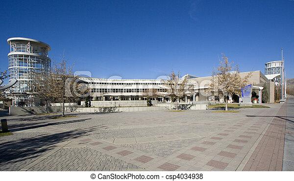 Downtown Salt Lake City - csp4034938