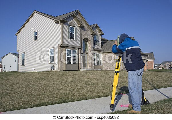 Residential Land Surveying - csp4035032