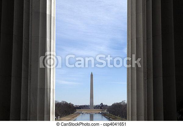 Washington Monument - csp4041651