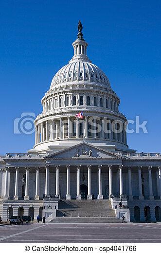 Capitol Building - csp4041766