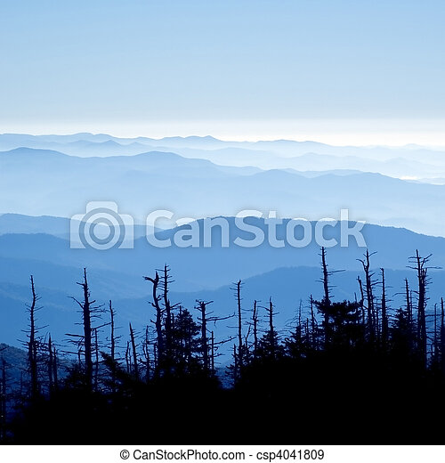 Great Smoky Mountains National Park - csp4041809