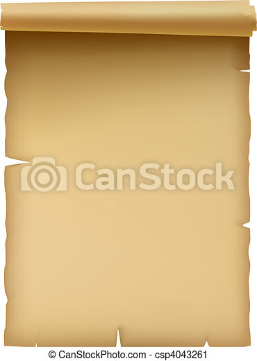 Parchment - csp4043261