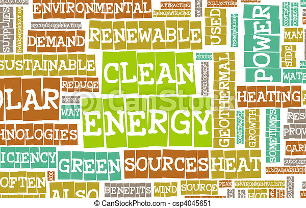 Clean Energy - csp4045651