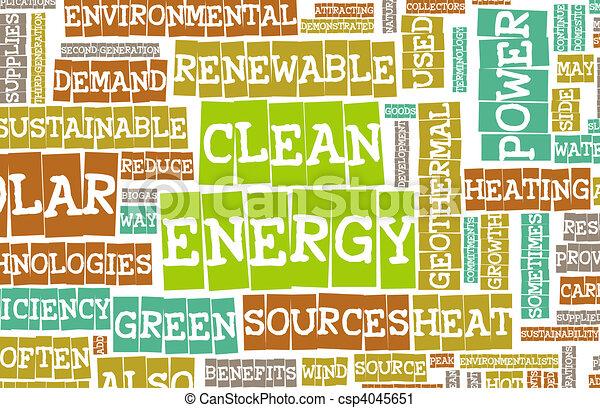 Clean Energy - csp4045651