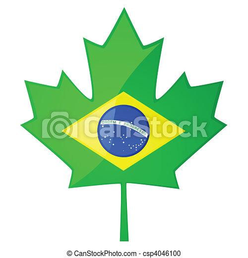 Brazilian Canada - csp4046100