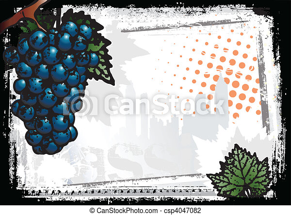 vine background - csp4047082