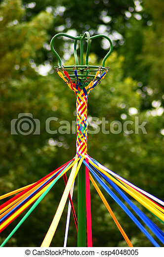 May Pole - csp4048005
