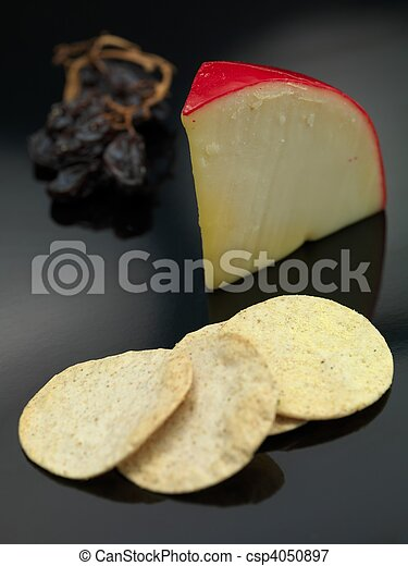 Gouda Cheese - csp4050897