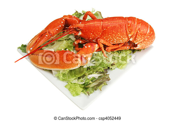 how to prepare whole cooked lobster