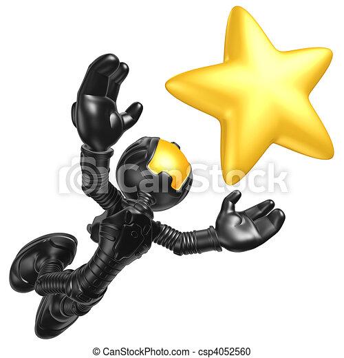 Mini Astronaut - csp4052560