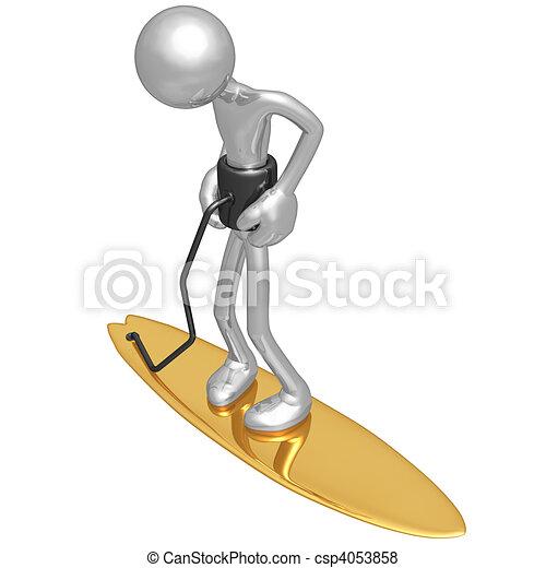 Surfing Tether - csp4053858
