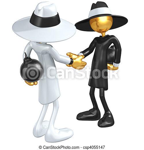 Spy Games - csp4055147