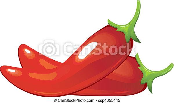 Red Hot Chili Pepper - csp4055445
